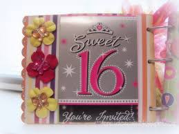 sweet 16 photo album lunn s designs sweet 16 hello album
