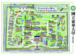 Ohio State University Campus Map by Eaeh2013