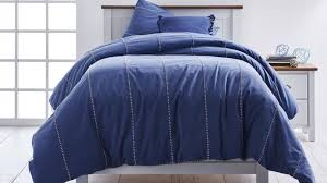 Linen Duvet Cover Australia Jerome Navy Quilt Cover Set Quilt Covers Bed Linen Beds
