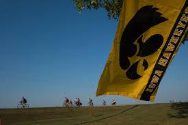 Iowa Hawkeyes Flag Putting 2017 In Focus This Is Uiowa