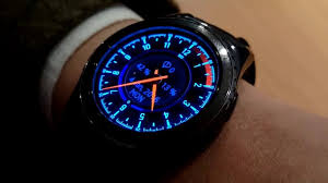 gear o u0027clock chevi for samsung gear s2 and gear s3 youtube