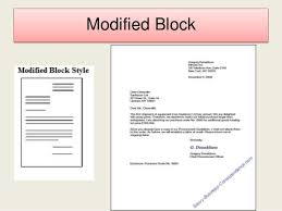 bunch ideas of example of modified block style business letter for