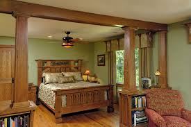 Arts And Crafts Style Bedroom Furniture DRK Architects - Arts and craft bedroom furniture