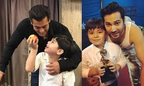 here u0027s why varun dhawan gifted his award to salman khan u0027s