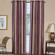 Curtains Achim Semi Opaque Ombre 50 In W X 84 In L Curtain Panel In