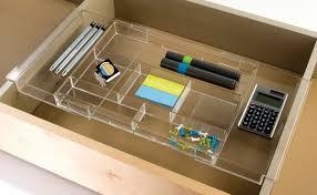 Hanging Desk Drawer Organizer 3m Desk Drawer Organizer Black By Office Depot Officemax