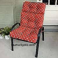 High Back Patio Chair Cushion Best Of Garden Chair Cushions With Backs Tsuma Kyoto