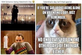 Single On Valentines Day Meme - are the funniest tweets and memes about being single on valentine s day