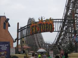 El Toro Roller Coaster Six Flags Six Flags Great Adventure Ptr Trip Reports Kings Island