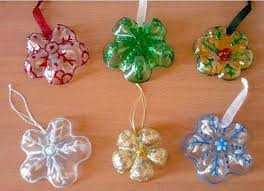 plastic bottle snowflakes this one is great for and