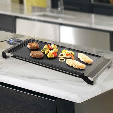 plancha de cuisine raclette griddle and grill iron grill 103011 princess