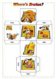 prepositions of place picture dice free esl worksheets