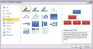 organization chart in powerpoint 2007 powerpoint 2007
