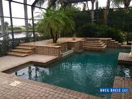 custom swimming pools custom pool builder sarasota florida
