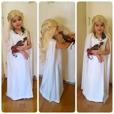 khaleesi costume spirit halloween game of thrones kids costume daenerys targaryen stormborn khalessi