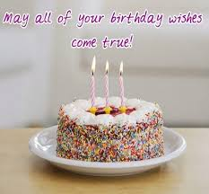 Happy Birthday Wish Happy Birthday Wishes Birthday Quotes Best Birthday Sms Messages