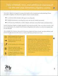 elementary algebra jacobs teacher guide 010026 details