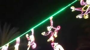 monkey entrance la zoo lights 2014 holiday christmas light show
