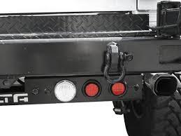 Backup Lights Delta Wrangler Rear Led Ground Bar With Turn Stop Backup Lights