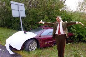 mclaren p1 crash you can buy mr bean u0027s twice wrecked daily driver mclaren f1