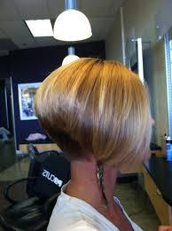 a perfect inverted bob hair done by kayla faith follow
