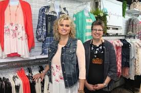 roanoke shop adds line of women u0027s clothing huntington county tab
