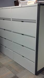 Steelcase Lateral File Cabinets Steelcase 4 Drawer Vertical File Cabinets Drawer Furniture