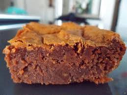 cuisiner sans graisse brownie au chocolat sans beurre sans gras recette ptitchef