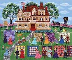 halloween jigsaw puzzles folk art jigsaw puzzles puzzlewarehouse com