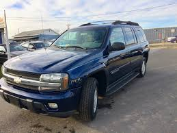 balian u0027s auto sales inc 2003 chevrolet trailblazer ext lt