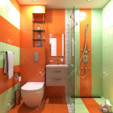 design wc bathroom 3d wc interior stock photo picture and royalty