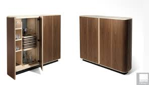Poltrona Bergere Frau by Giorgetti Moore Bar Cabinet Everything But Ordinary