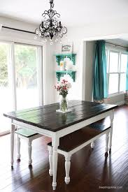 Farmhouse Kitchen Furniture by White And Grey Kitchen Makeover Farmhouse Kitchen Tables
