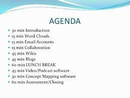 high school agenda how to intergrate technology in the high school classroom