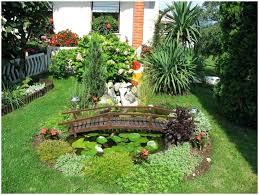 Backyard Bridge Small Bridge Design Minecraft Garden Design Ideas Small Garden