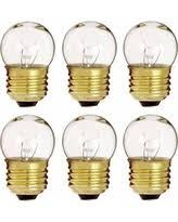 bargains on ddi sylvania 7 5 watt clear s11 bulb 10 pack