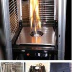 Glass Tube Patio Heater Pyramid Patio Heater Better Priced Online