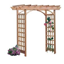 Arbors And Trellises Shop Garden Arbors U0026 Trellises At Lowes Com
