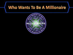 who wants to be a millionaire blank template powerpoint powerpoint