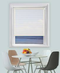 stratus cream wire free electric made to measure roller blind