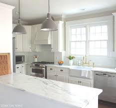 benjamin moore simply white kitchen cabinets tone on a kitchen makeover all the cabinets were repainted benjamin