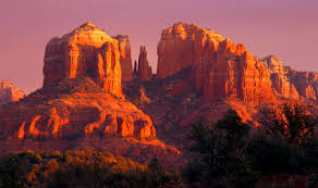 Cathedral Rock Reflections At Sunset Red Rock Crossing Places Of Interest In Sedona Hit The Trail At Grand Canyon