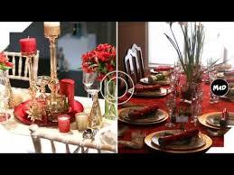 table decoration for christmas christmas table decoration ideas