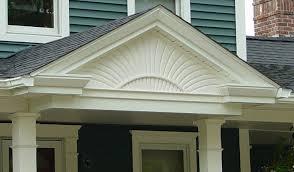 decorative gable fine homebuilding
