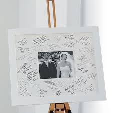 wedding signing frame signing frame confetti co uk