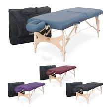 oakworks proluxe massage table oakworks equinox portable table package
