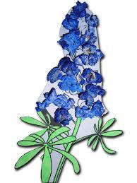 Bluebonnet Flowers - elementary programs chapters tslac
