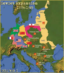 map us expansion map soviet expansion 1939 1949