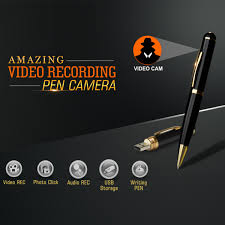 Hidden Camera Bathroom India Buy Amazing Recording Pen Camera Online At Best Price In
