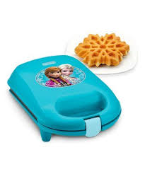 Another great find on zulily Frozen Snowflake Waffle Maker
